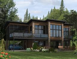 contemporary house plans houseplans com 1500 square foot modern 3 bedroom 2 bath house plan
