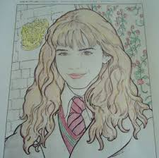 ginny weasley coloring pages harry potter hermione granger coloring page hermione pinterest