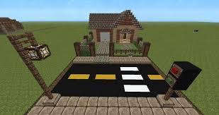 small minecraft modern house minecraft seeds pc xbox pe ps4