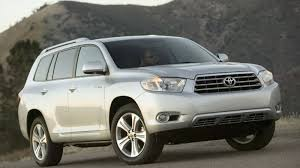 What Are Side Curtain Airbags Toyota Recalls 308 000 Rav4 And Highlander Models Over Airbag