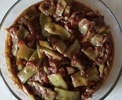 recette de cuisine plat haricots plats coco à l huile d olive recette libanaise