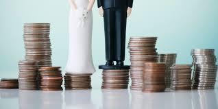 Template For Budgeting Money Wedding Budgets For Modern Brides Wedding Planning Hacks Wedding