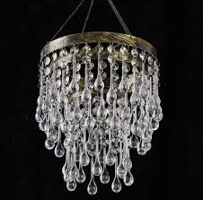 Acrylic Crystal Chandelier Drops by Dining Room Mesmerizing Chandelier Crystals For Home Lighting