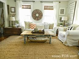 Rug Jute New Rug In The Living Room Rooms For Rent Blog