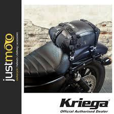 kriega us10 kriega us 10 drypack 10 litre waterproof motorcycle tailpack