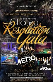 the 6th annual chicago resolution gala at the aon grand ballroom