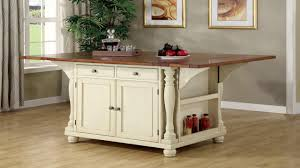 Kitchen Islands With Storage by Kitchen Island Table With Storage Tables Eiforces