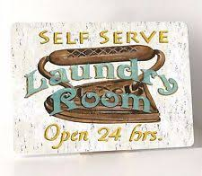 laundry room sign ebay