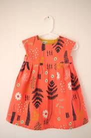 girls easter dress spring dress size 12 months dress amy butler