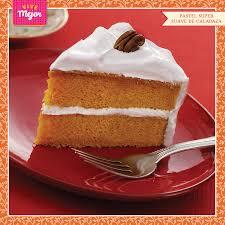 dale un final inolvidable a tu menú con un dulce pastel de