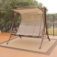 how to repair a patio glider swing u2014 the homy design
