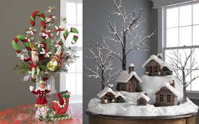Christmas Ideas For Home Decorating Christmas Table Settings Decorations And Centerpieces For Best