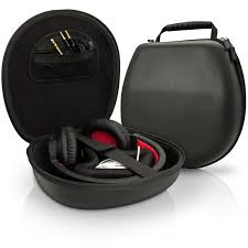 Htc Wildfire Cases Ebay by Igadgitz Black Eva Carrying Hard Case Cover For Headphones Headset