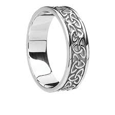 what is a knot ring unisex knot ring celtic rings ltd