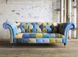 Chesterfield Sofa Manchester by Patchwork Portfolio Abode Sofas