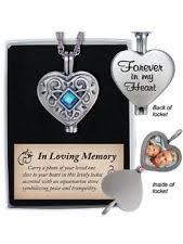 in loving memory lockets locket unisex pendants ebay