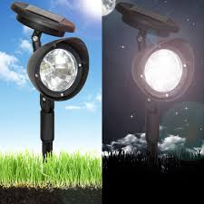 Spot Solar Lights by Best Choice Products 8 Piece 4 Led Solar Lights For Landscape Pathway