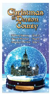 christmas in denton county 2016 by larry mcbride issuu