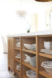 second kitchen island the kitchen island can serve as a second dining table or as a buffet