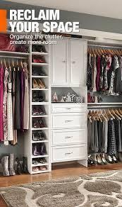 Home Depot Closet Organizer Create Storage Space Like A PRO - Home depot closet designer