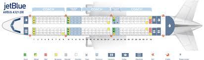 United 787 Seat Map Seatguru Seat Map American Airlines Airbus A321 321 V3 Seatguru
