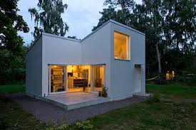 modern home design for narrow lot concrete house design small block homes in modern picture on