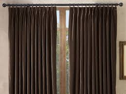 Making Pleated Drapes How To Sew French Pleat Curtains Ebay