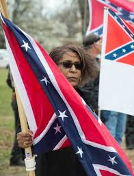 Black Confederate Flag Confederate Flag Rally Touts Heritage Ignores Reality Nondoc