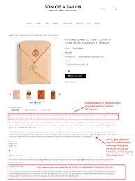 how to write product descriptions that make money examples inside