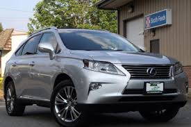 lexus rx hybrid used used lexus rx 450h at auto outlet serving manassas