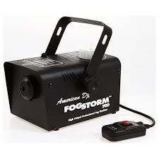 fog machine american dj fogstorm 700 fog machine soundandvideorentals