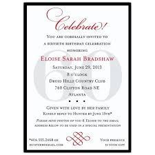 60th birthday invitation wording badbrya com