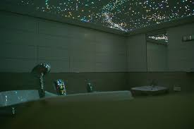 led star lights ceiling bathroom ceiling with realistic star lights mycosmos