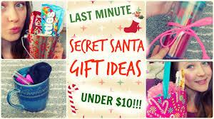 easy secret santa gift ideas 10