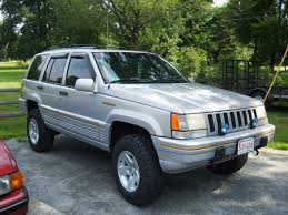 jeep cherokee accessories 1995 jeep grand cherokee i z u2013 pictures information and specs