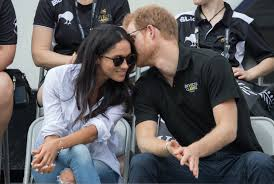 meghan markle toronto prince harry and meghan markle u0027s pda is a sign they might get