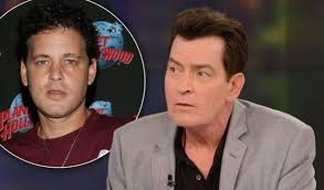 video actor charlie sheen accused of raping corey haim when the
