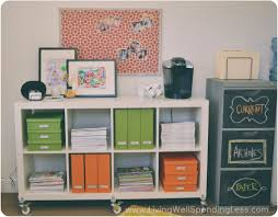 Diy Office Decorating Ideas Diy Office On A Budget Living Well Spending Less