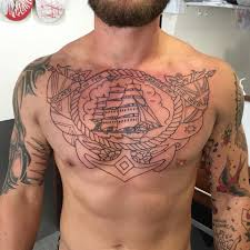 30 best chest tattoos for chest and tatoos