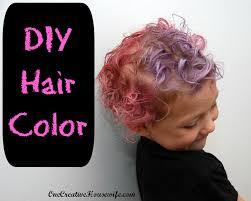 creative housewife diy hair color