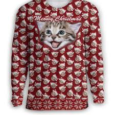meowy christmas sweater meowy christmas sweater from shirtwascash baby