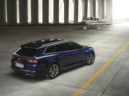 renault leasing europe the passat from paris gets practical renault talisman estate