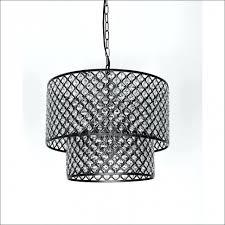 furniture amazing large drum shade chandelier inspirational