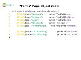 pattern java file out of box page object design pattern java