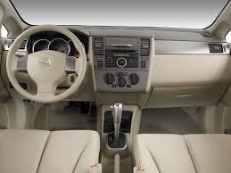 nissan tiida interior 2009 2008 nissan versa reviews and rating motor trend
