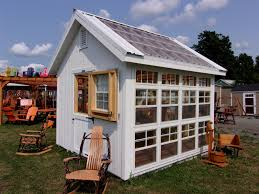 She Shed Kit 10 X 10 Custom Sun Room Garden Shed Cape Cod Style Structure