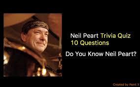 Neil Peart Meme - 10 bands trivia meme trivia best of the funny meme