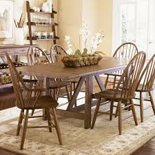 trestle dining room tables dining room trestle dining table kitchen table and chairs for