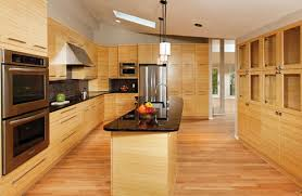 bamboo cabinets home depot best kitchen cabinets with bamboo flooring wood kitchen cabinets