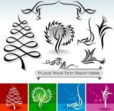 abstract ornaments vector free vector 20 348 free vector